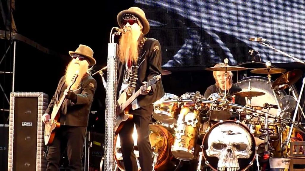 Zz top najavili greatest hits live album dj grga radio - The grange zz top lyrics ...