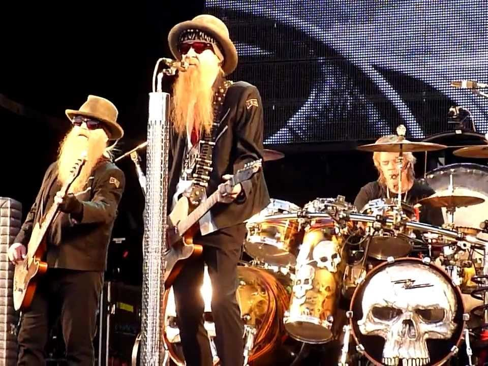 ZZ Top Tush (Live From Chicago)